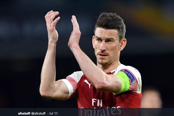 Kapten Arsenal, Laurent Koscielny.