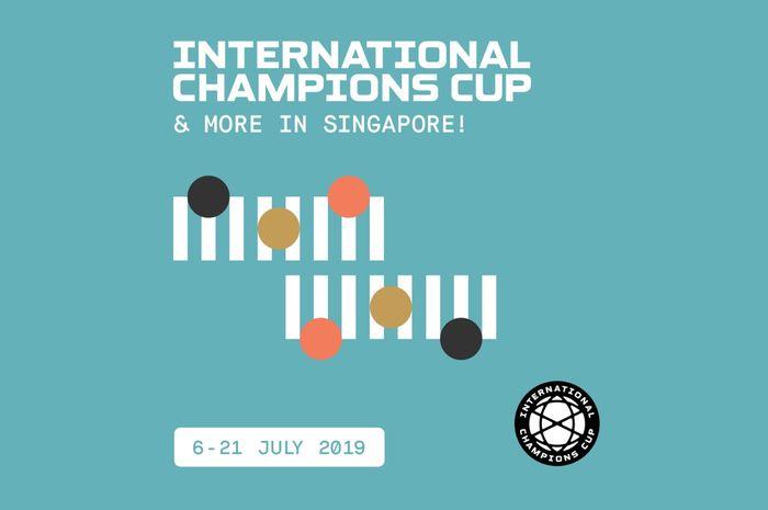 Ilustrasi International Champions Cup 2019.