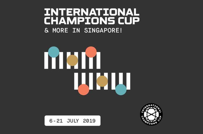 Ilustrasi International Champions Cup 2019