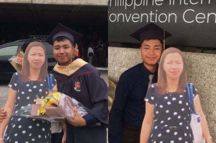 Image result for siswa filipina ibu meninggal dunia