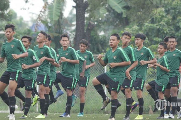 Link Live Streaming Piala AFF U-15 2019, Indonesia Vs