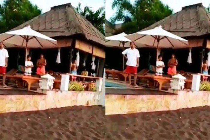 Hasil gambar untuk 4. Turis Asing Mengusir Warga Bali dari Pantai