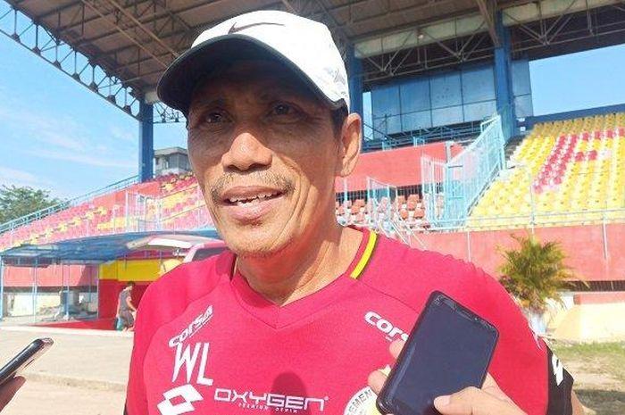 Pelatih Semen Padang FC, Weliansyah