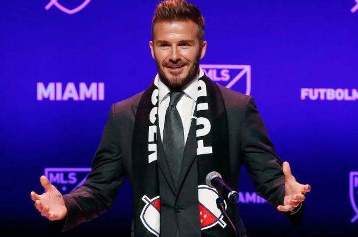 Pemilik Inter Miami, David Beckham