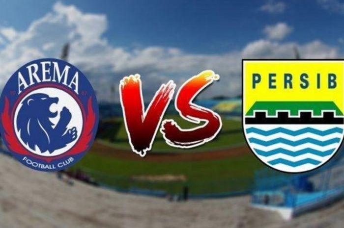 Pertandingan Arema FC Vs Persib Bandung pada lega tunda pekan keempat Liga 1 2019 nyaris batal.