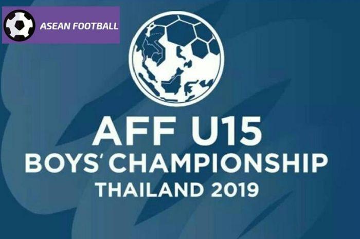 Piala AFF U-15 2019 di Chonburi, Thailand.