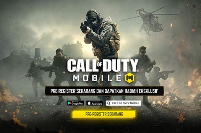 Pra Registrasi Call Of Duty Mobile Garena Telah Dibuka Bolasport Com