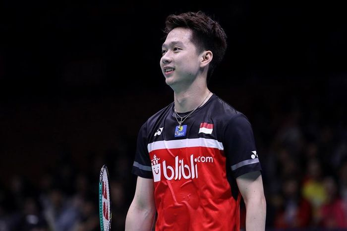 Image result for kevin sanjaya