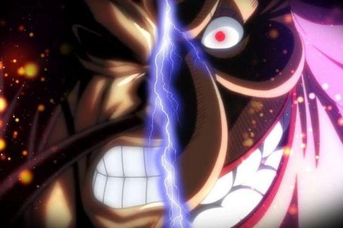 One Piece Chapter 952: Duel Maut Big Mom vs Kaido Dimulai