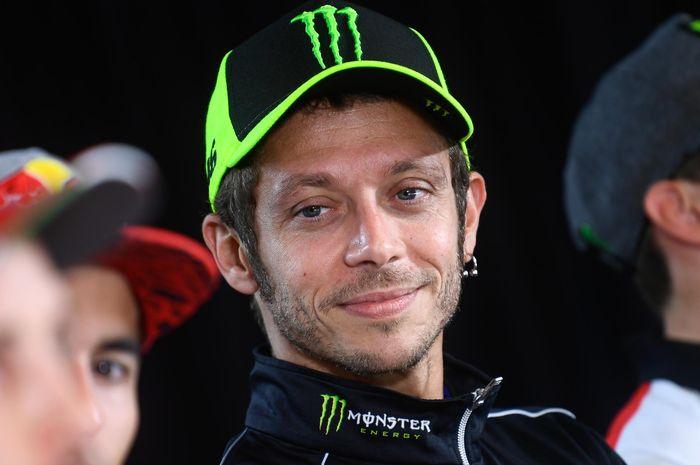 Valentino Rossi di sesi jumpa pers MotoGP Austria 2019