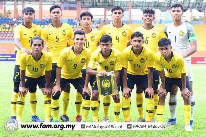 Timnas U-18 Malaysia masih berpotensi kuat menjadi penantang Timnas U-18 Indonesia di semifinal Piala AFF U-18 2019.
