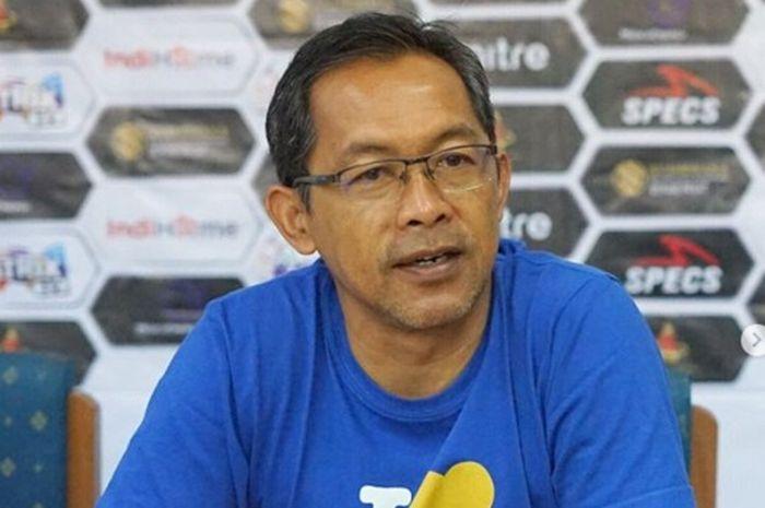 Pelatih PSIM Yogyakarta, Aji Santoso