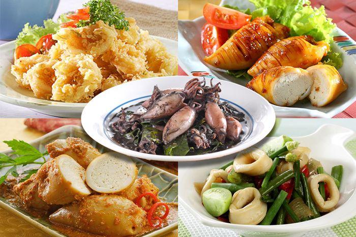 Kumpulan 5 Resep Cumi Yang Bisa Siap Dalam Waktu Singkat Mudah Dan Sedapnya Bikin Makan Jadi Lahap Semua Halaman Sajian Sedap