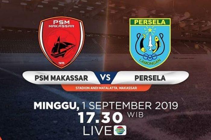 PSM Makassar vs Persela Lamongan