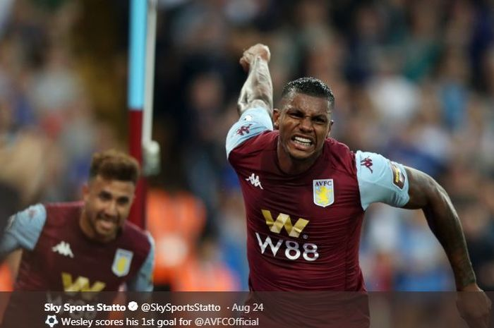 Hasil Tim Promosi Liga Inggris Torehan Spesial Aston Villa Bolasport Com