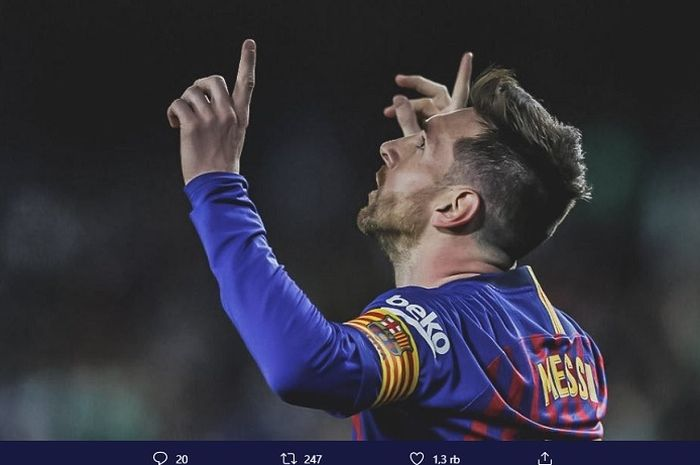 Lionel Messi bisa hijrah kapanpun asalkan penuhi syarat.