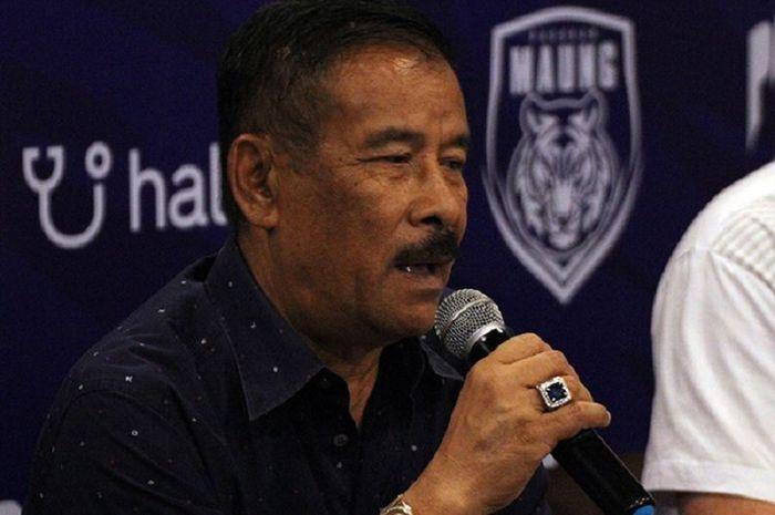 Manajer Persib Bandung Umuh Muchtar.