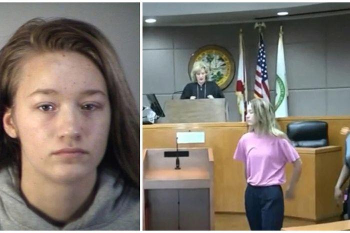 Alyssa Hatcher (17) asal AS mencuri uang orang tuanya untuk menyewa orang untuk membunuh mereka.