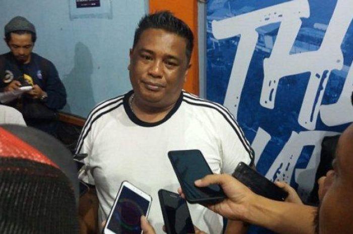 Manajer Borneo FC, Dandri Dauri