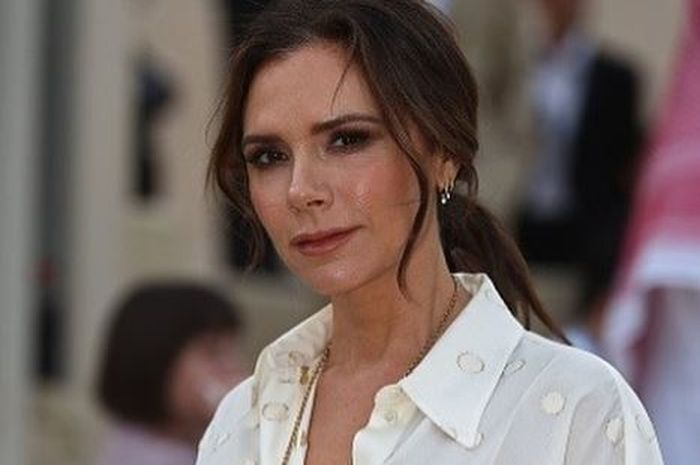 Salah satu rahasia kecantikan Victoria Beckham.