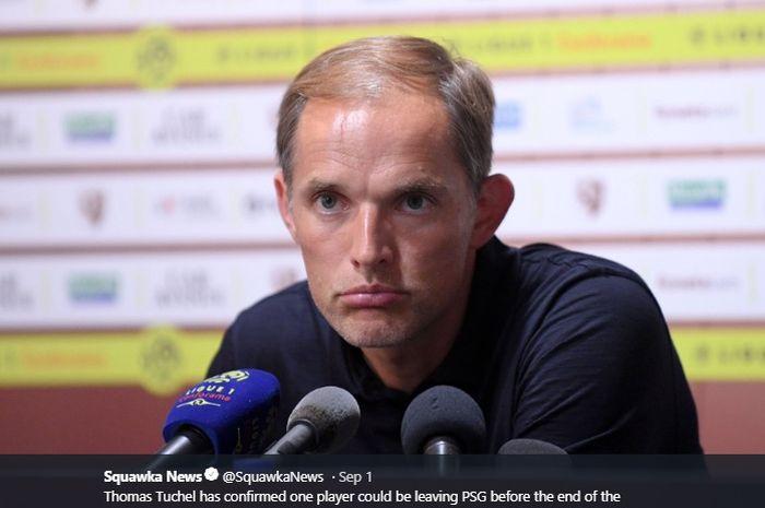 Thomas Tuchel resmi menggantikan posisi Frank Lampard sebagai pelatih Chelsea dan hanya mendapat kontrak selama 1,5 tahun.