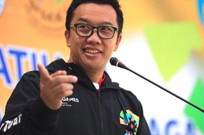 Menteri Pemuda dan Olahraga Republik Indonesia Imam Nahrawi.