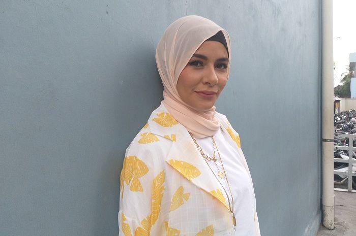 Meisya Siregar saat ditemui Grid.ID di kawasan Tendean, Jakarta Selatan, Jumat (20/9/2019)