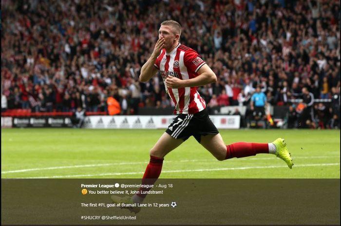 Pemain Sheffield United, John Lundstram