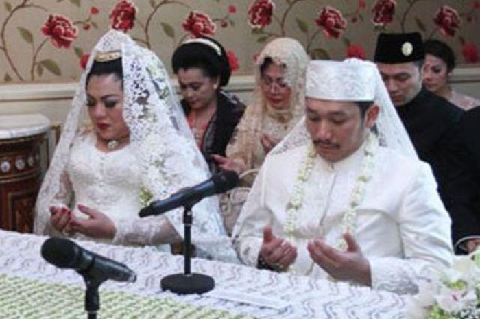 Pernikahan <a href='https://manado.tribunnews.com/tag/danty-rukmana' title='DantyRukmana'>DantyRukmana</a> dengan suami ketiganya, Muhammad Ali Reza