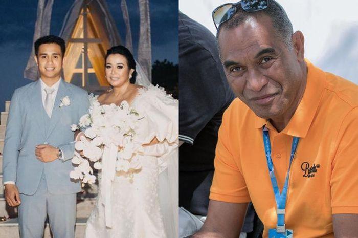 Alm suami Jennifer Jill (kanan)