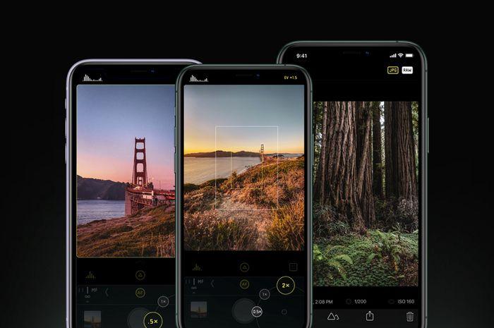 Update Halide Camera Dukung Kamera iPhone 11 Pro dan Smart RAW