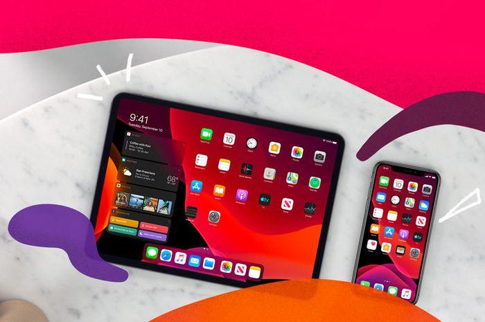 Separuh Dari iPhone di Seluruh Dunia Sudah Menggunakan iOS 13