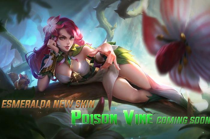 Esmeralda (Poison Vine)