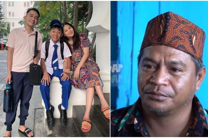 Tetangga Betrand Peto komentari perlakuan Sarwendah pada sang anak