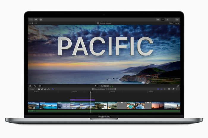 Metal Engine di Final Cut Pro X Terbaru Memperlancar Proses Editing