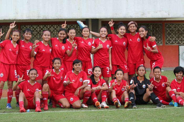 Persija Jakarta Putri untuk Liga 1 Putri 2019