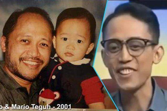 Nasib Mujur Ario Kiswinar yang Sempat Tak Diakui Anak Oleh Mario Teguh, Kini Berbanding Terbalik dengan Sang Ayah