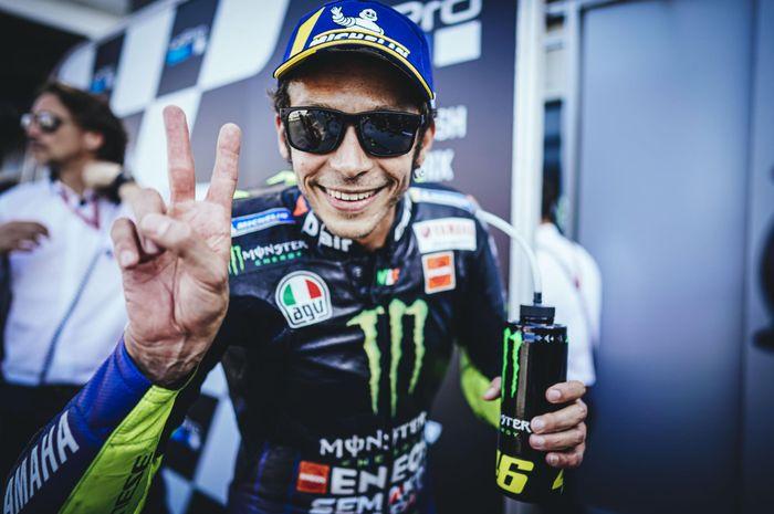Valentino Rossi berharap juara di MotoGP Australia 2019