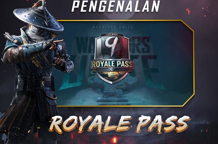 Pengenalan Royale Pass Season 9