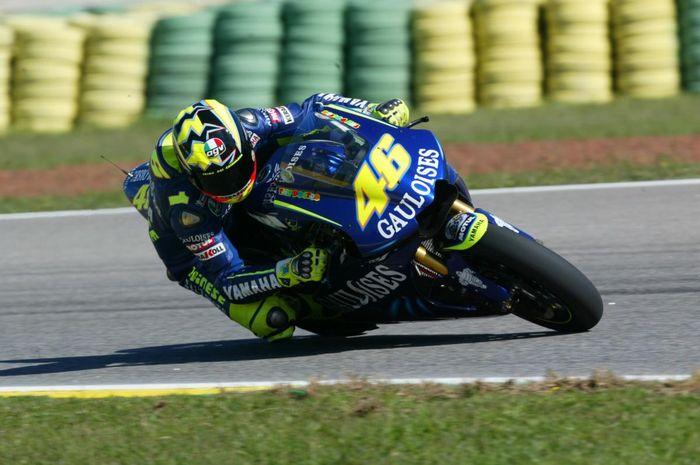 Valentino Rossi di MotoGP Rio de Janeiro