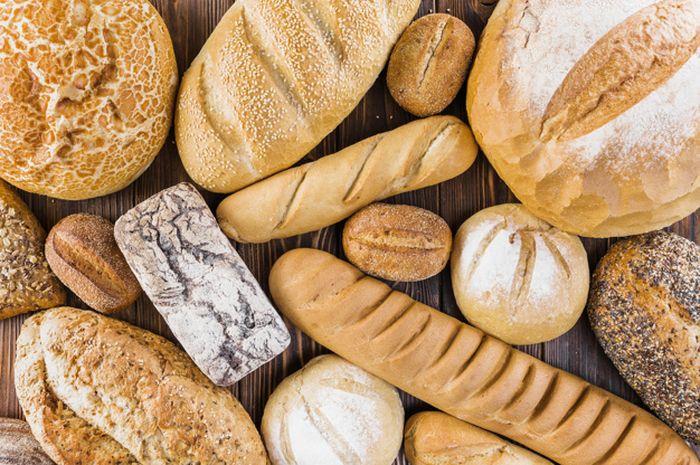 Ilustrasi Roti Putih