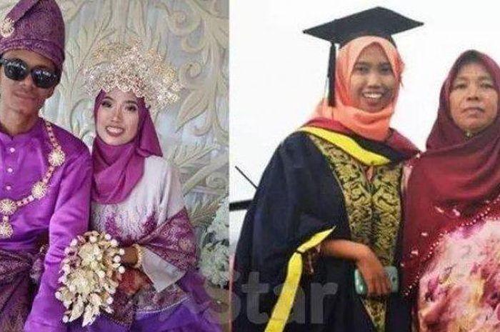 Viral cerita pernikahan wanita berpendidikan S2 dengan seorang supir