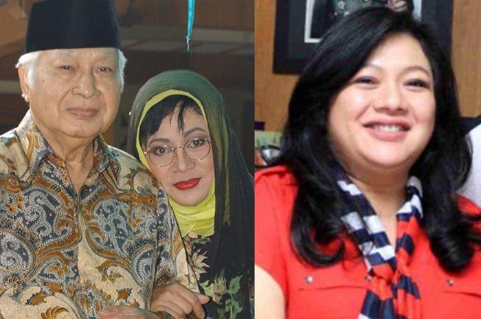 Danty Rukmana - Cucu <a href='https://manado.tribunnews.com/tag/soeharto' title='Soeharto'>Soeharto</a>