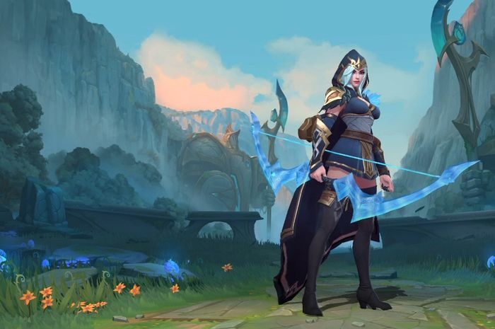 Hero Ashe, League of Legends : Wild Rift