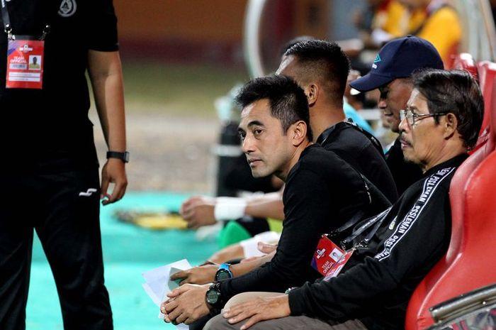 Mantan Pelatih PSS Sleman, Seto Nurdiantoro.
