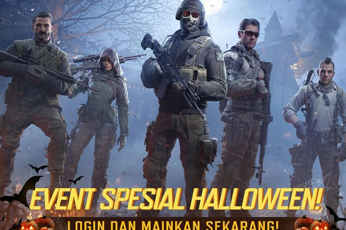 Event Hallowen CODM