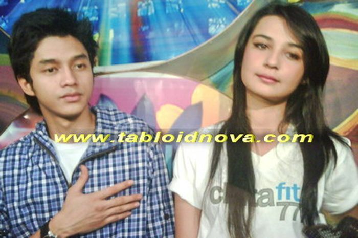 Adly Fairuz - Shireen Sungkar (Nova.id)