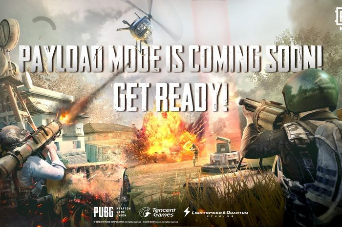 Payload Mode PUBG Mobile