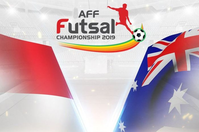Timnas Futsal Indonesia vs Australia