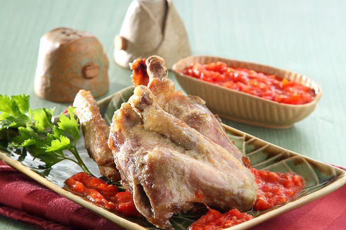 Ayam Pop Goreng Spesial
